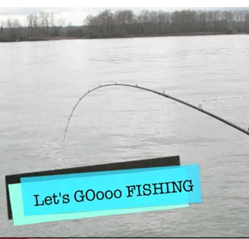 Spring Chinook Fishing Videos
