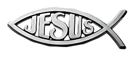 Jesus Fish – Symbol, meaning and products.