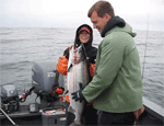 Ocean Salmon Fishing Chinook & Coho